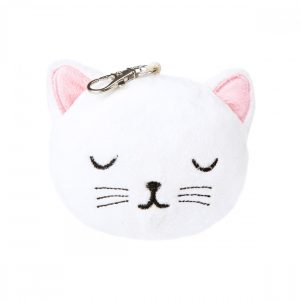 Cutie Cat Plush Bag Charm - Sass and Belle