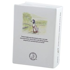 The Tale of Jemima Puddle-Duck Money Bank - Beatrix Potter