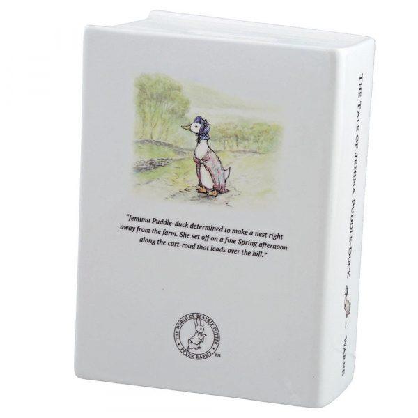 The Tale of Jemima Puddle-Duck Money Bank - Beatrix Potter