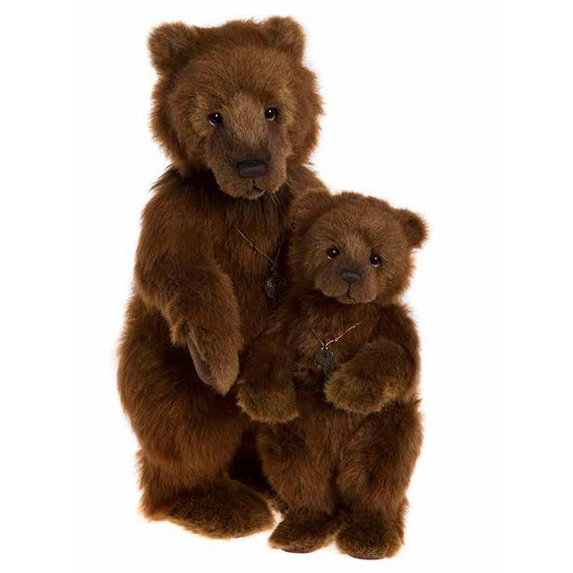 Helena and Hope – Charlie Bears CB17174547