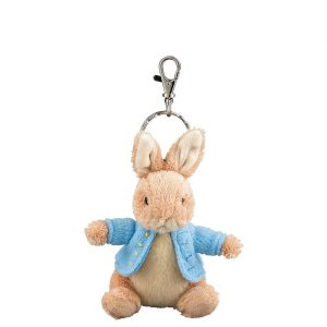 Peter Rabbit Keyring - Beatrix Potter