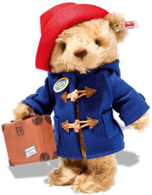 Steiff Paddington Bear 60th Anniversary - EAN