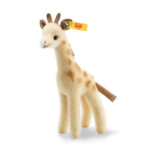 Steiff My Little Friend Wildlife Giraffe in Gift Box - EAN 026942