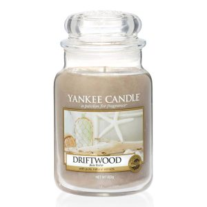 Yankee Candle Large Jar driftwood