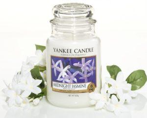 Midnight Jasmine - Yankee Candle - Large Jar
