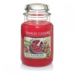 Red Raspberry - Yankee Candle - Large Jar