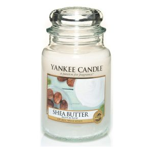 Yankee Candle Large Jar shea butter