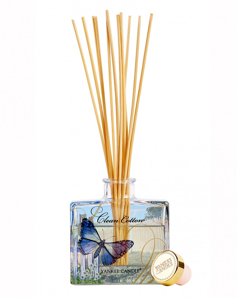 Clean Cotton - Yankee Candle Signature Reed Diffuser ...