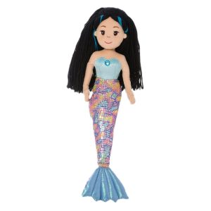 Sea Sparkles Mermaid Aqua, 18 Inch - Aurora World