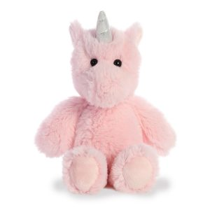Cuddly Friends Pink Unicorn, 8 inch - Aurora World