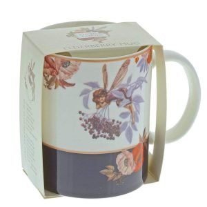 Flower Fairies Elderberry Mug A29218