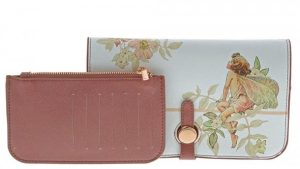 Flower Fairies Jasmine Fairy Ladies Multi Purse - A29246