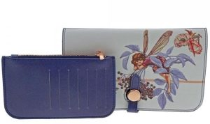 Flower Fairies Elderberry Fairy Ladies Multi Purse - A29214