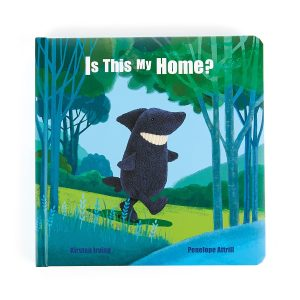 Is This My Home Story Book - Jellycat