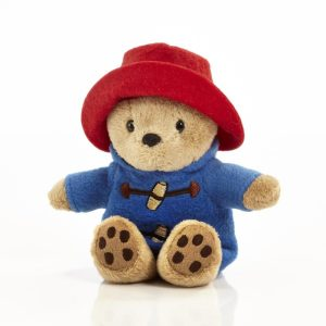 Paddington Bear Small Classic Bean Toy - Rainbow Designs