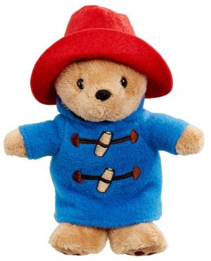 Paddington Bear Small Classic Bean Toy – Rainbow Designs