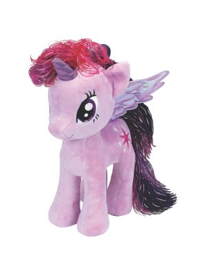Ty My Little Pony - Small Twilight Sparkle Pony, 7 Inch