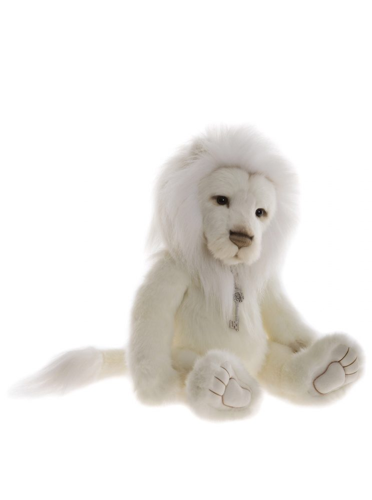 Dandy Plush Lion, 46cm - Charlie Bears CB191940