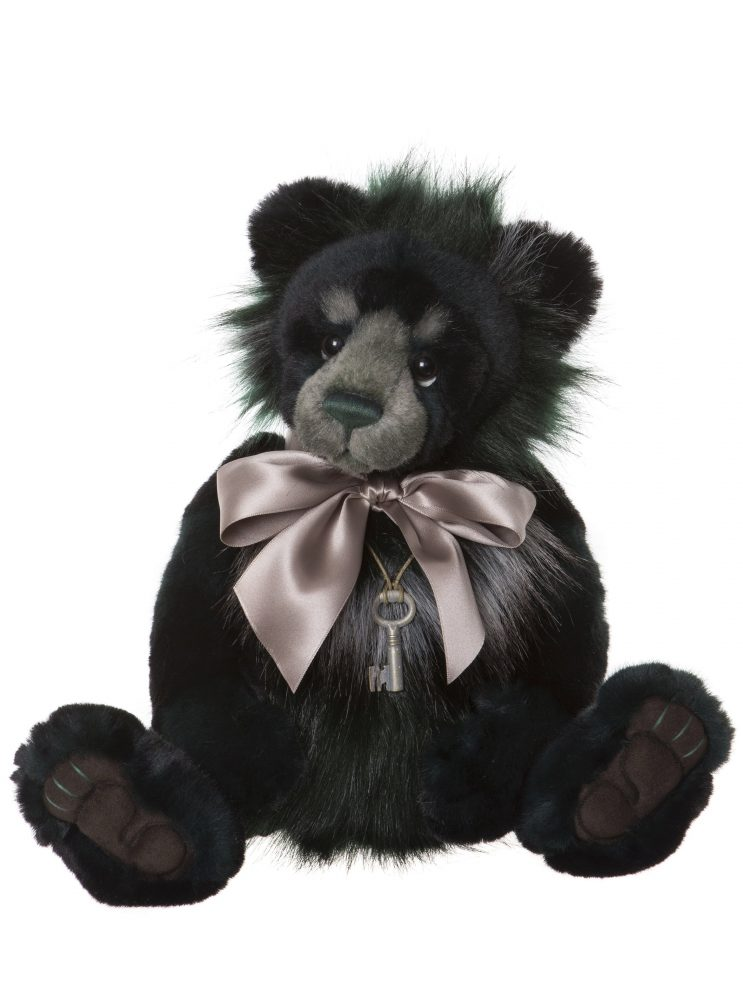 Flynn Plush Bear, 43 cm – Charlie Bears CB191939