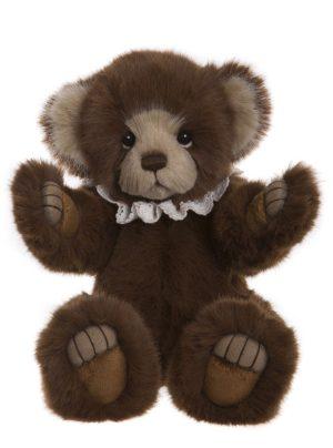 Lanson Plush Bear, 28 cm – Charlie Bears CB191952C