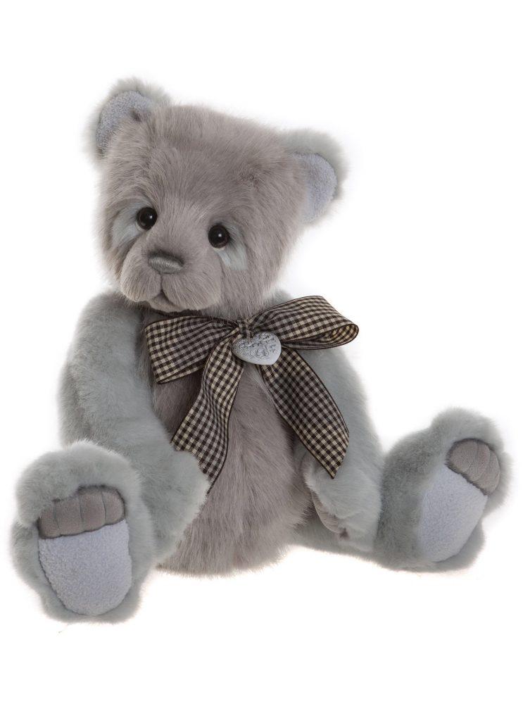 Shelby Plush Panda, 38 cm – Charlie Bears CB191924