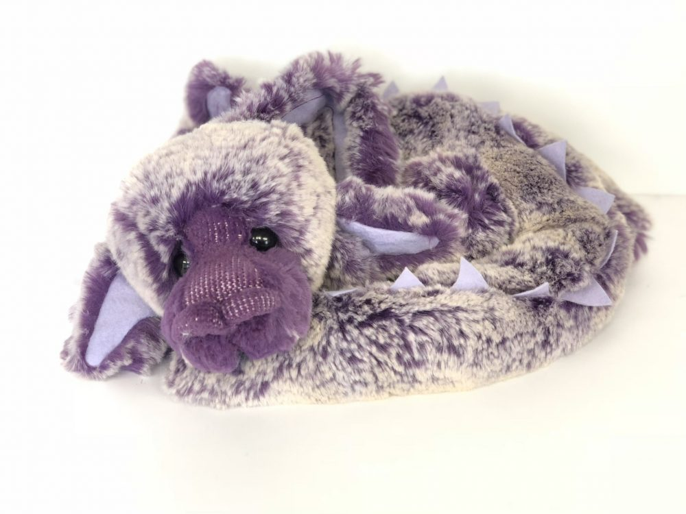 Parma Violet Dragon, 83cm - Kaycee Bears Limited Edition