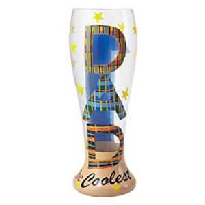 Lolita No.1 Dad Pilsner Beer Glass