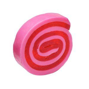 Rose & Co Patisserie de Bain Raspberry RolyPoly Soap