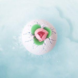 Porcelain Peony Bath Bomb, 160g - Bomb Cosmetics