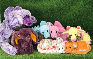 kaycee bears limited edition dragons