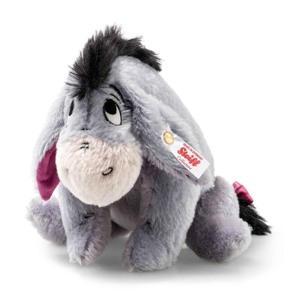 Steiff Disney Miniature Eeyore, 22cm - Limited Edition EAN 683541