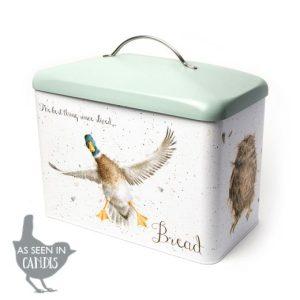 wrendale designs bread bin