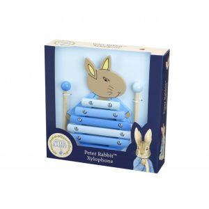 Peter Rabbit Wooden Xylophone - Orange Tree Toys