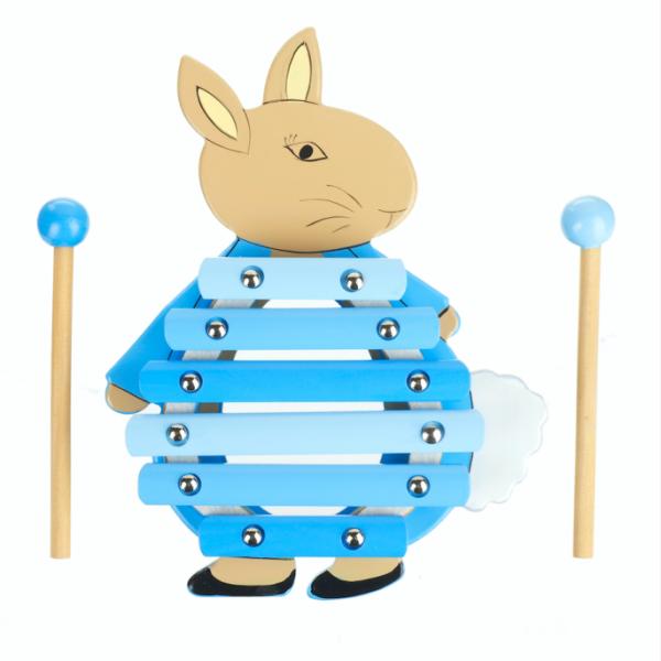 Peter Rabbit Wooden Xylophone - Orange Tree Toys