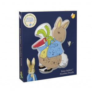 Peter Rabbit Number Puzzle - Orange Tree Toys