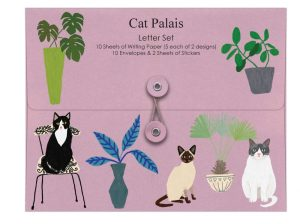 Cat Palais Letter Writing Set - Roger La Borde
