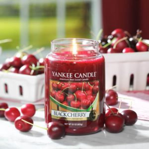 Black Cherry - Yankee Candle