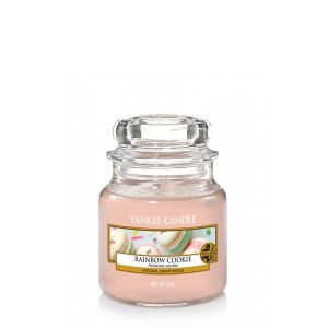 Rainbow Cookie - Yankee Candle - Small Jar, 104g
