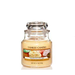 Vanilla Cupcake - Yankee Candle - Small Jar, 104g