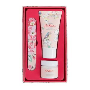 Cath Kidston - Blossom Birds Pink Manicure Gift Set