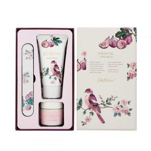 Cath Kidston - Fresh Fig Manicure Gift Set