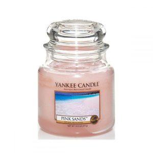 Pink Sands - Yankee Candle - Medium Jar