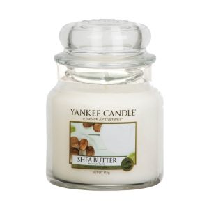 Shea Butter - Yankee Candle - Medium Jar