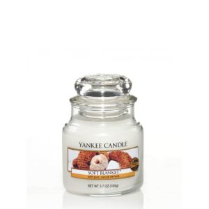 Soft Blanket - Yankee Candle - Small Jar, 104g