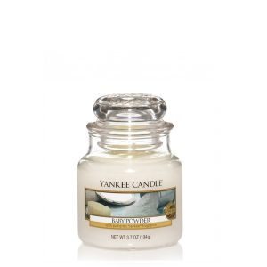 Baby Powder - Yankee Candle - Small Jar, 104g