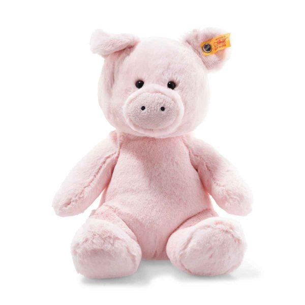 Steiff Soft Cuddly Friends Oggie Pig Medium, 28cm - EAN 057168