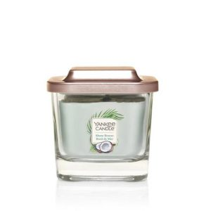Yankee Candle Elevation Collection – Shore Breeze – Small 1-Wick Square Candle