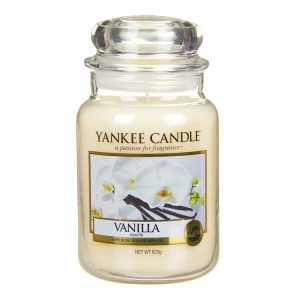 Vanilla – Yankee Candle – Large Jar, 623g