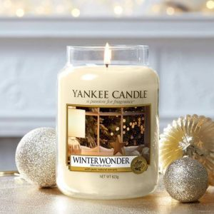 Winter Wonder - Yankee Candle - Large Jar, 623g