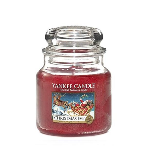 Christmas Eve - Yankee Candle - Medium Jar, 411g